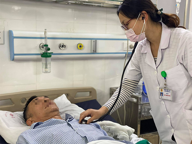Cứu sống hai bệnh nhân nhồi máu cơ tim biến chứng nặng