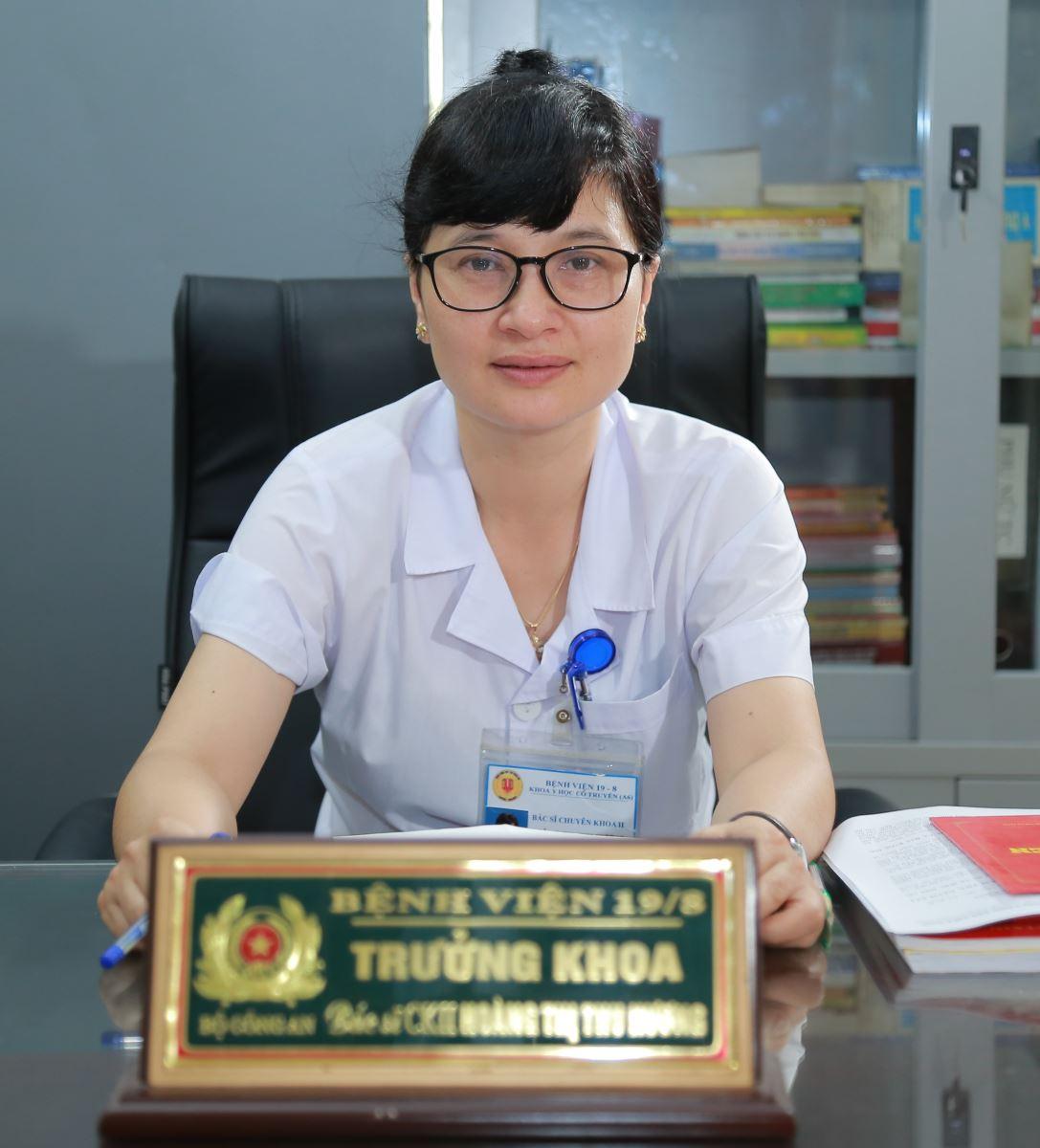BSCKII Hoàng Thị Thu Hương